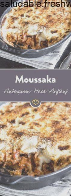 Moussaka: Für die einen ist es Auberginen-Hack-Auflauf, für die anderen 'Lasagne auf Griechis...