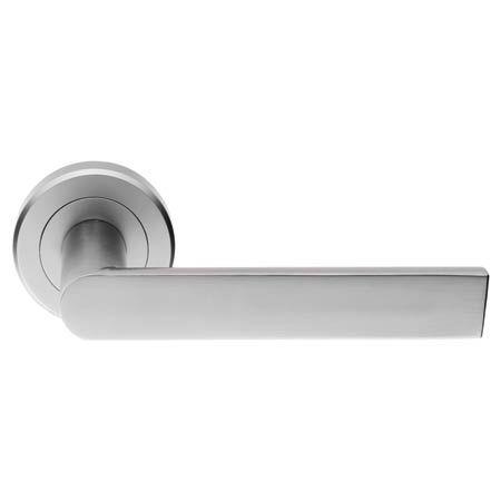 Satin Chrome Door Handles SC