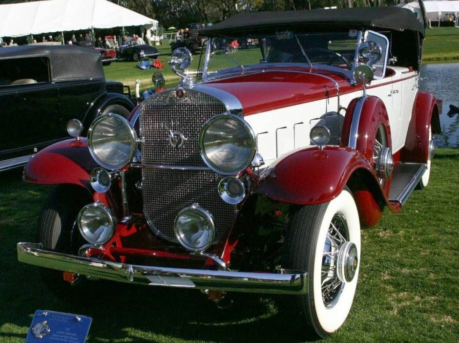1931 Cadillac Fleetwood Dual Cowl Sport Phaeton Looking for the ...