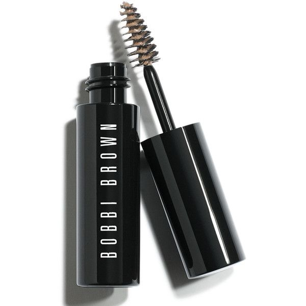 Bobbi Brown Natural Brow Shaper & Hair Touch Up (255 MAD) ❤ liked on Polyvore featuring beauty products, makeup, eye makeup, auburn, eyebrow makeup, eyebrow cosmetics, eye brow makeup, bobbi brown cosmetics and brow makeup