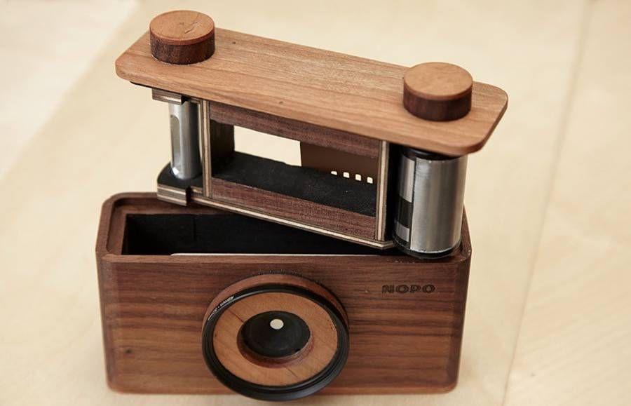 Деревянная фотокамера большого формата сделай сам