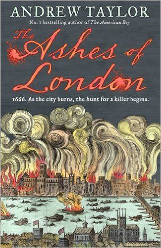 Image result for the ashes of london book cover