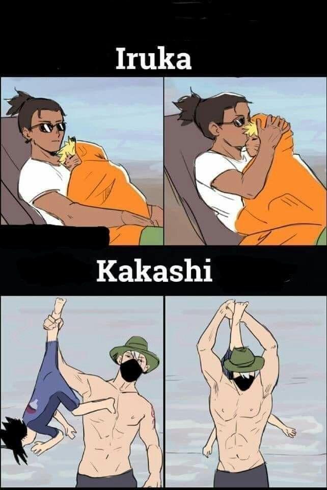 Photo of ~Naruto memes e imágenes variadas~ – La Diferencia Es Brutal