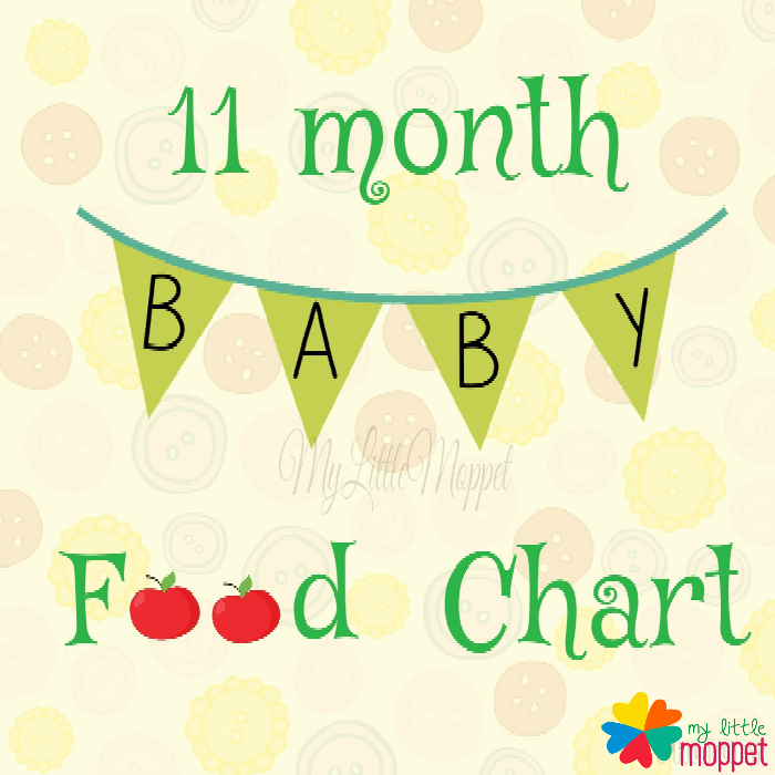months indian baby food chart and meal plan my little moppet also recipes to cook rh pinterest