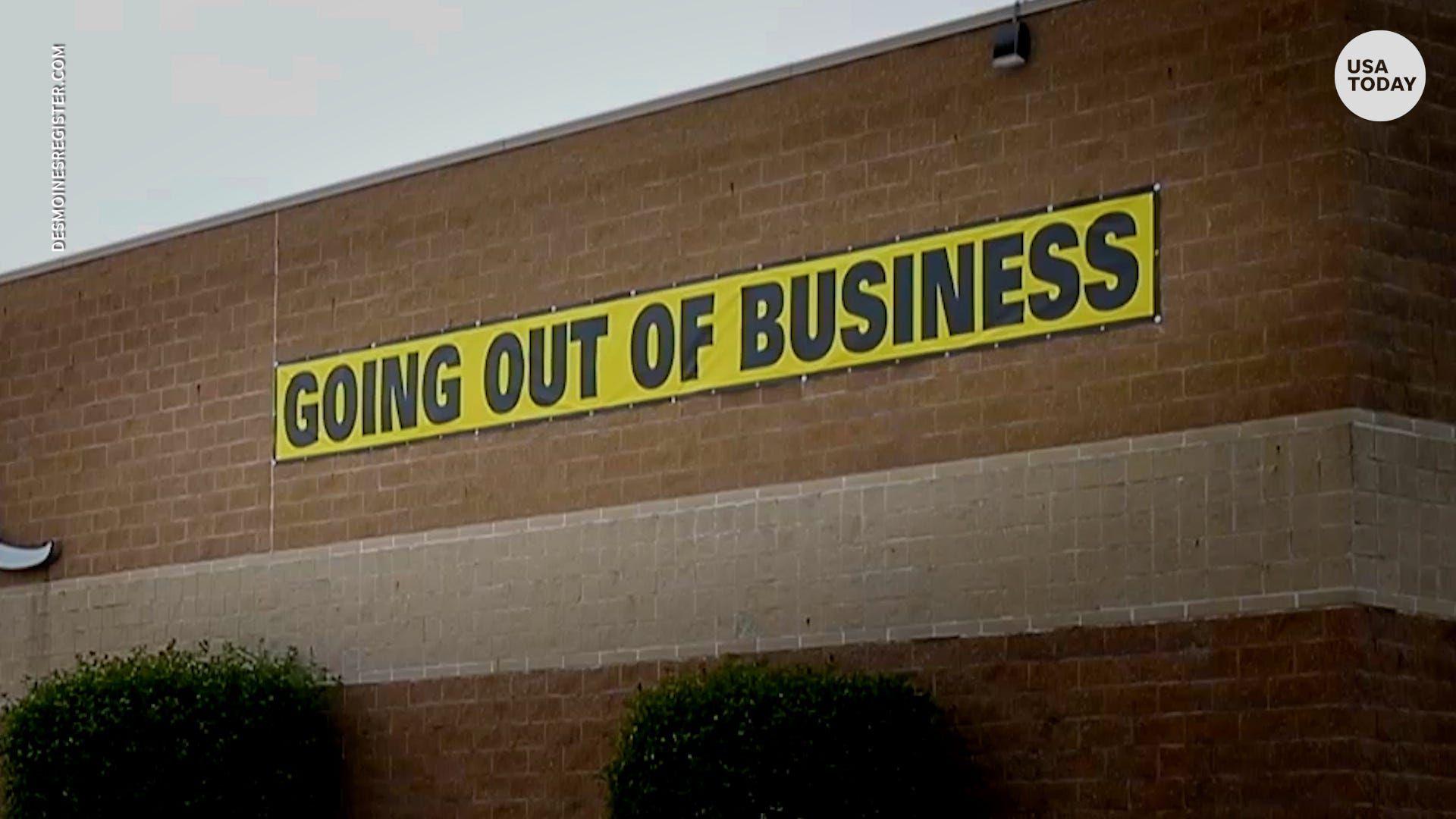 J crew store closings possible as retailer files for