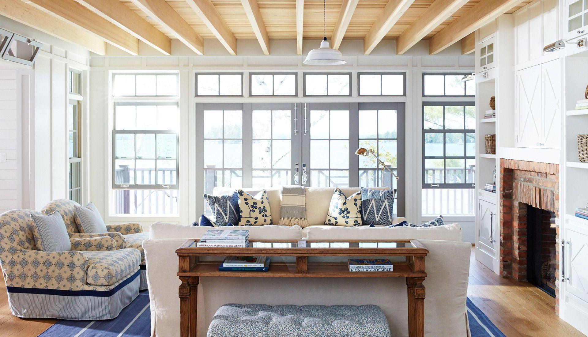 Luxurious Lake Living Luxury Interior Design Home Interior Design