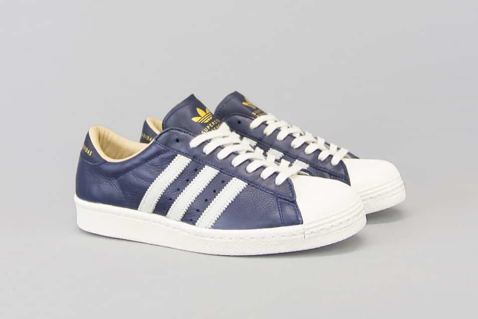 meet 0933a 8cdcb ... promo code for adidas originals superstar sneaker low collegiate navy white  zalando .de 0360c 98b5b