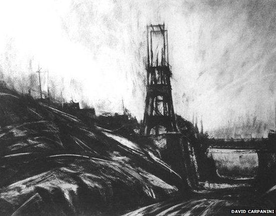 in of coal show