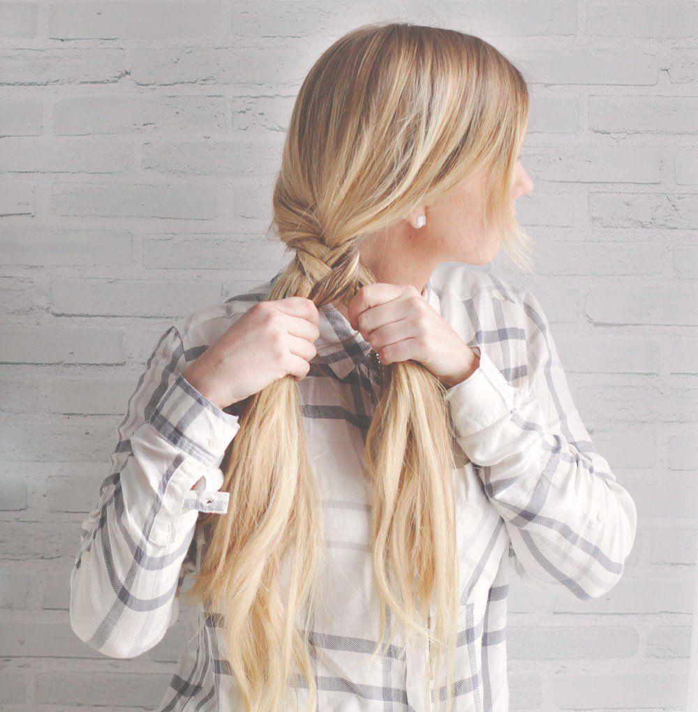 Идеи причесок для средних волос пошагово фото
