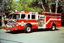 Fairfax County Va Fd Engine 416 2008 Pierce Arrow Xt Pumper