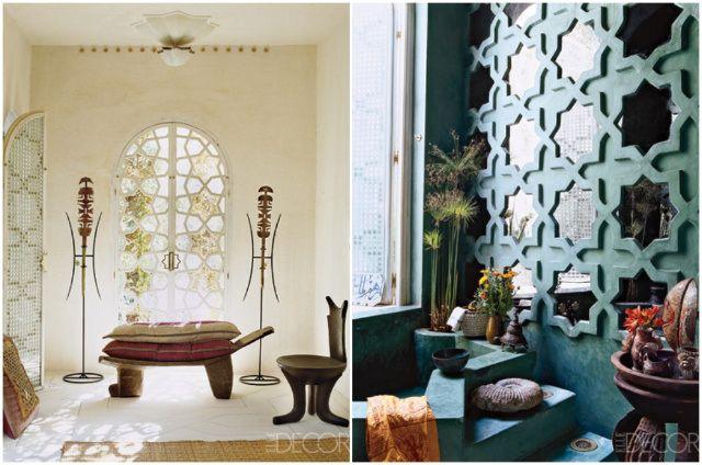 Influences and Ideas 1 Moroccan Interior Design Sara Jane