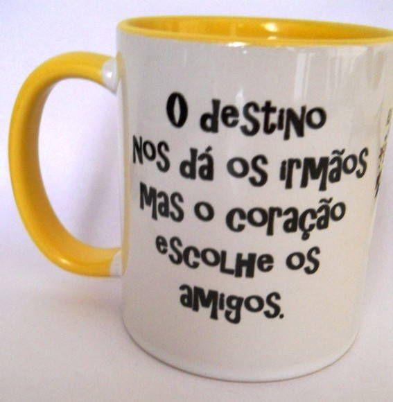 Caneca Personalizada Com Frases R 3000 Canecas