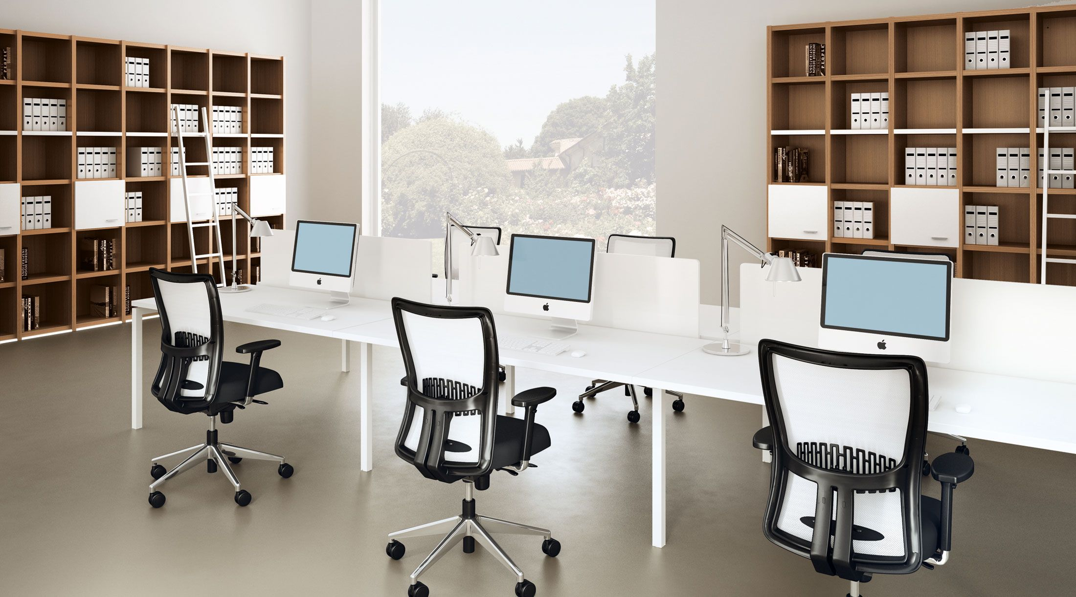 Unique Office Space Design Ideas