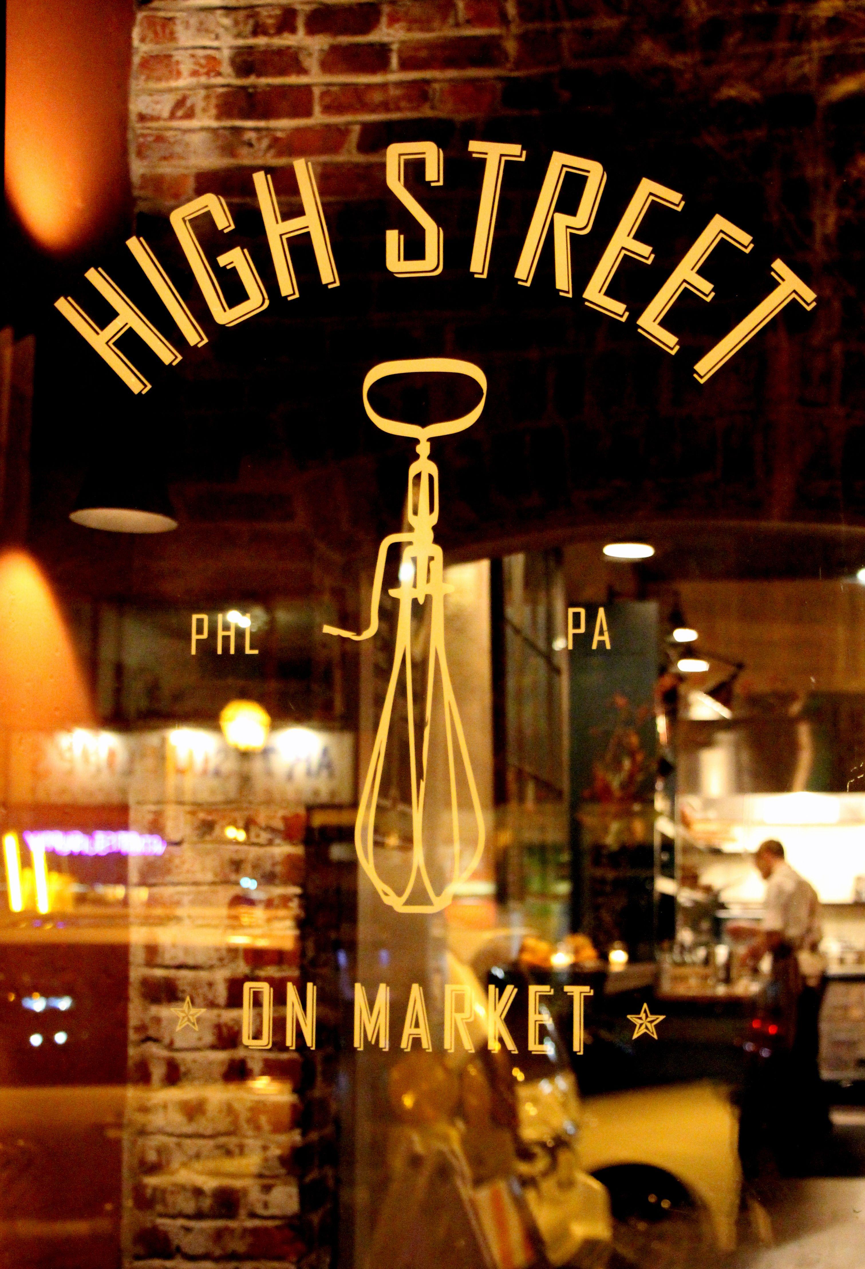 High Street On Market 308 Philadelphia Pa
