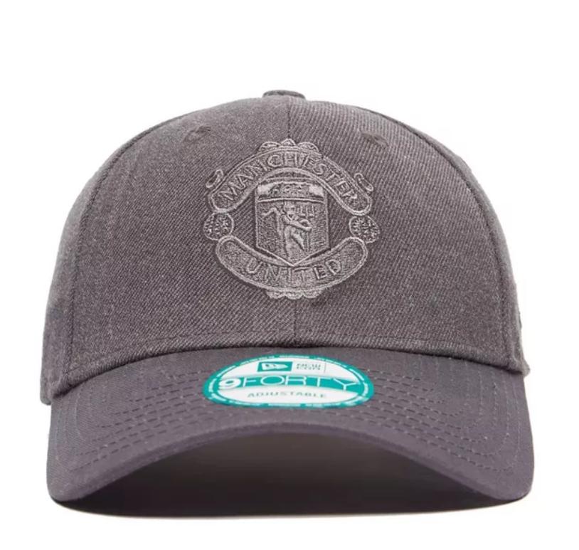 159b5b8d1d512 หมวกแก๊ปแมนเชสเตอร์ ยูไนเต็ด New Era FC 9FORTY Cap สั่งติดชื่ออักษร ...