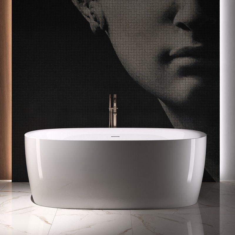 Acrylic Bathtubs Acrylic Bathtub Luxury Bathroom Free Standing