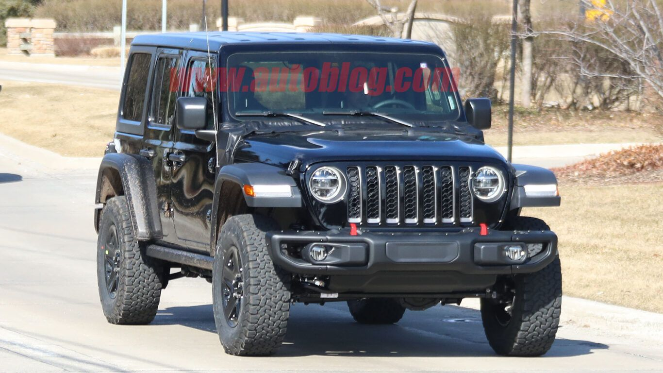 Here's What We Know About the 2021 Jeep Wrangler