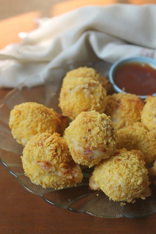 Crispy Paneer Cheese Balls In A Air Fryer Recipe