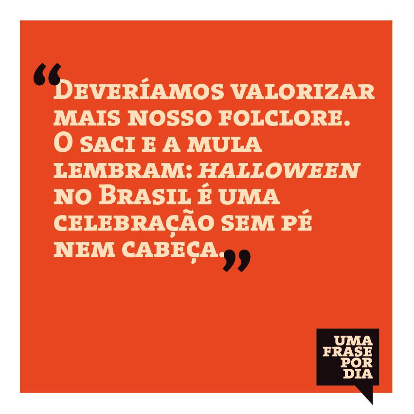 Imagem Com Frase Para Facebook Sobre Dia Das Bruxas Frases Pinterest