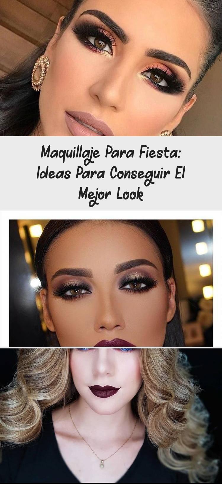 Maquillaje Para Fiesta De Dia Maquillaje Para Fiesta De Noche Paso A Paso Maquillaje Para Fiesta De Dia Maquillaje Elegante De Noche M Natural Makeup Makeup