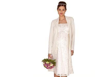 Umstandsmode Hochzeit | Brautkleider für schwangere, Schöne ...