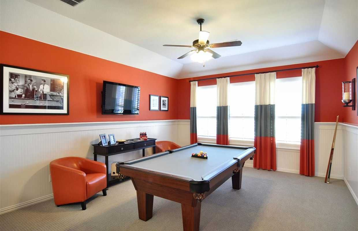 Game room esher haus pinterest game rooms lakes and fort worth