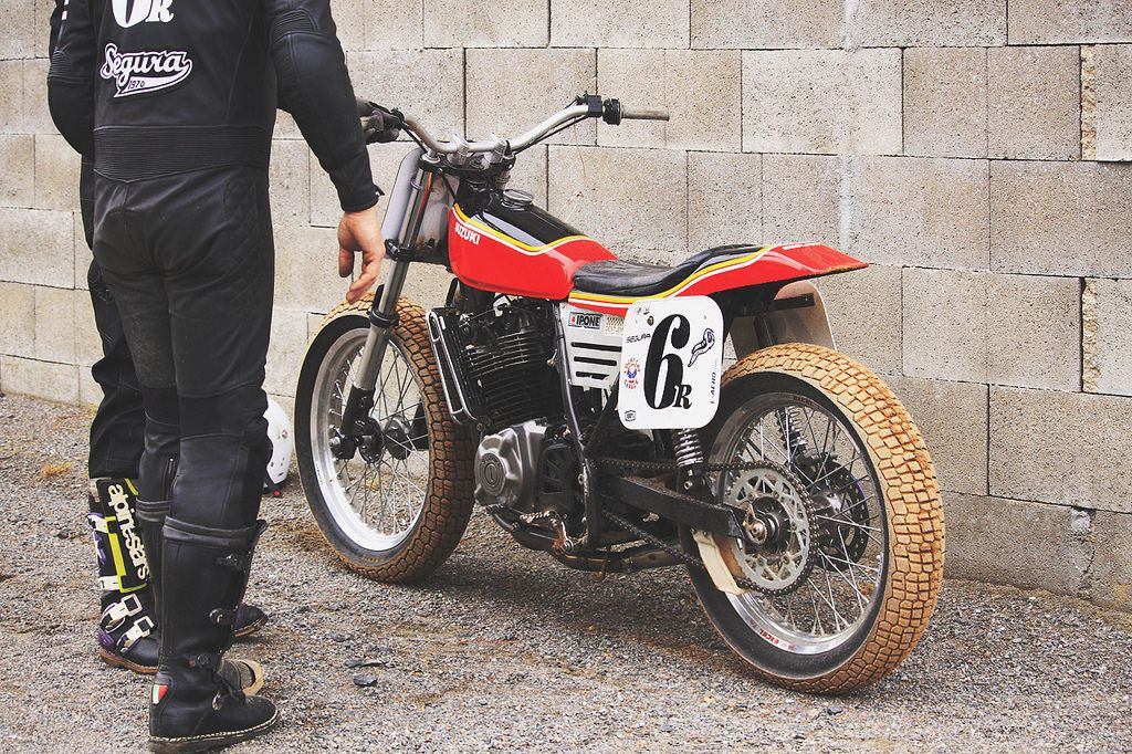Suzuki Flat Tracker Track Invitational 2