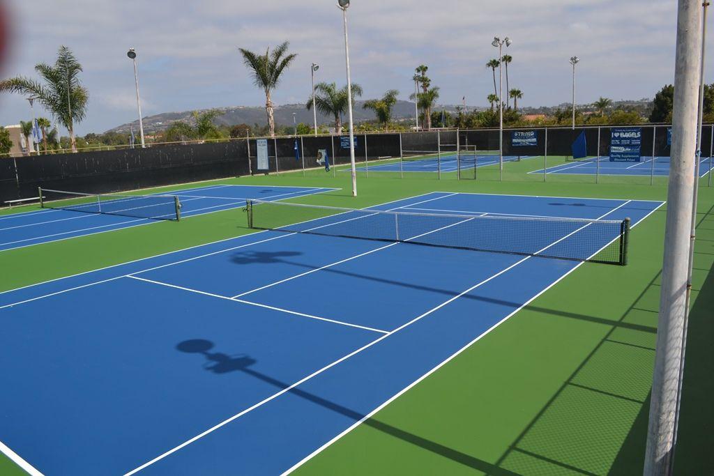 Tennis Court Resurfacing Repair San Diego Ca Tennis Court Tennis Court