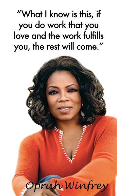 Red Shoe Movement Blog Oprah Oprah Winfrey Quotes Oprah Winfrey