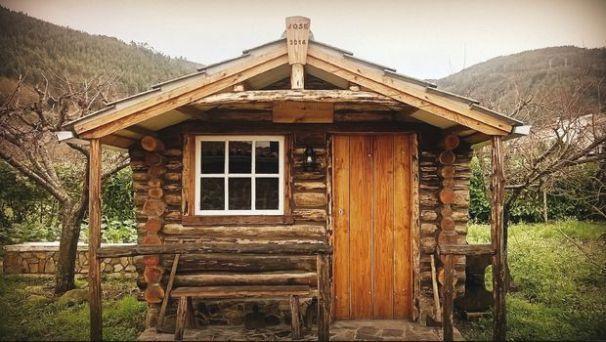 27 Beautiful DIY Cabin Plans You Can Actually Build | Casas ...