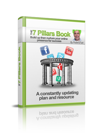 you reed book: The7PillarsBook by Michael Q Todd