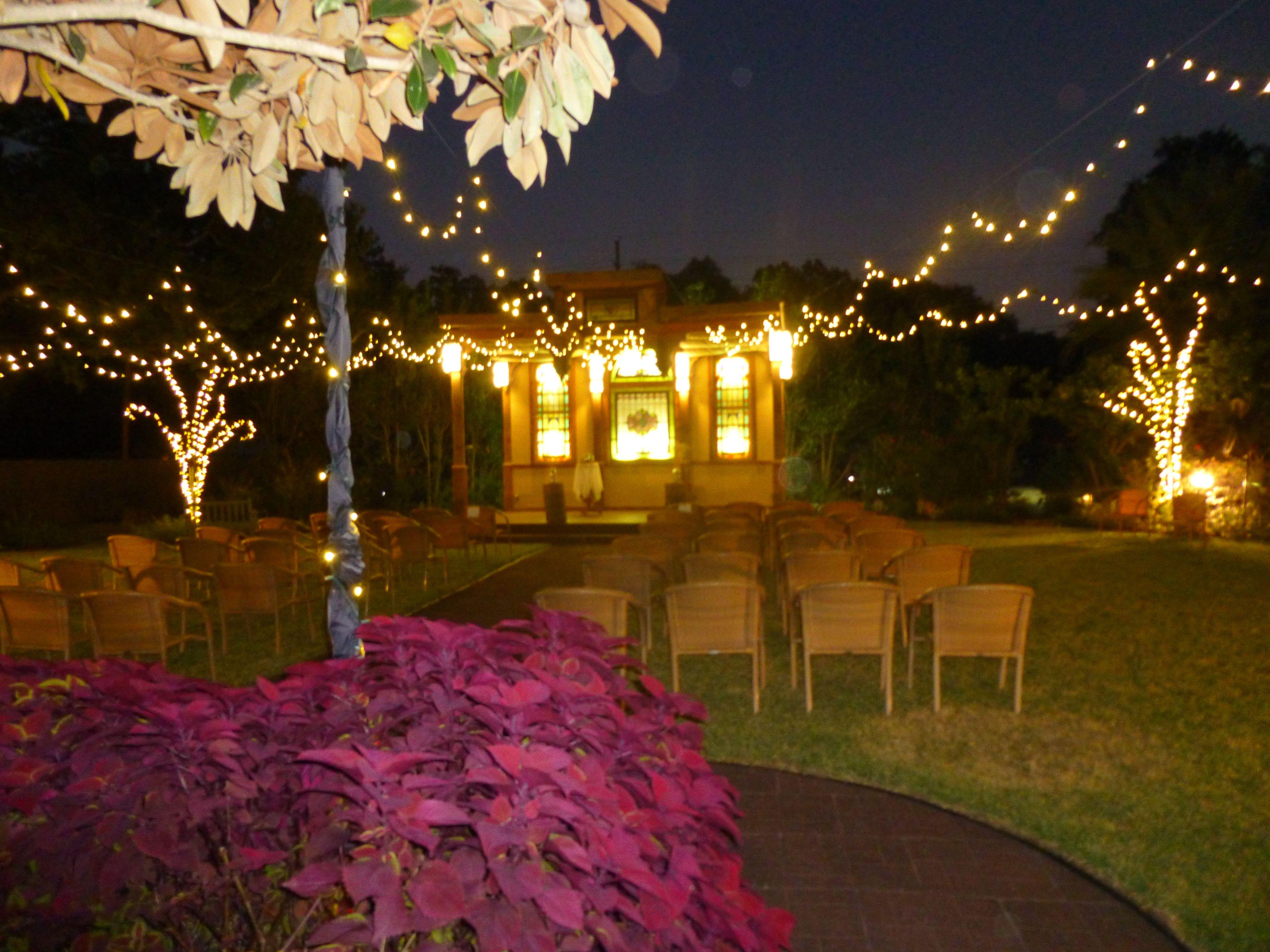 #Multiplicity #Wedding #Garden #Venue