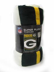 "GREEN BAY PACKERS - NFL FOOTBALL - SUPER PLUSH THROW BLANKET - 46"" X 60""  #SportsMemorabilia #Sports #Memorabilia $36.95"