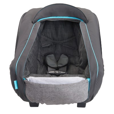 Brica SmartCover Infant Car Seat Cover Gray