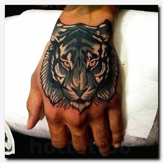 176 Best Images About Tattoo On Pinterest Tiger Hand Tattoo