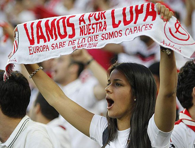 Celebración tercera Uefa