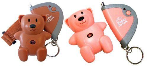 Mommy I/'m Here  Child Locator Brown 2 Pack