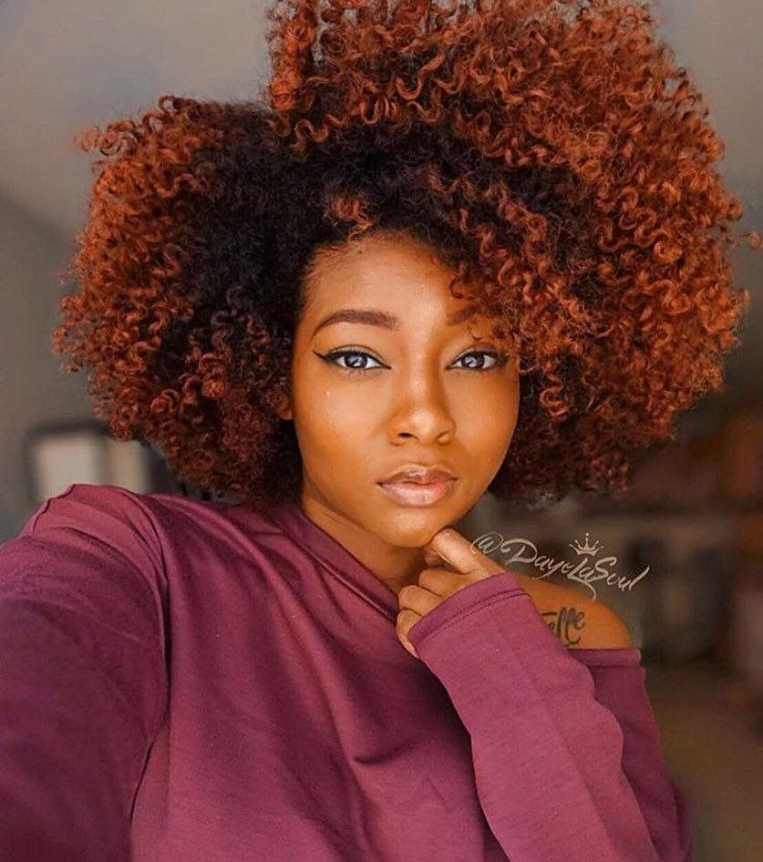 Pin by Soljurni on Color palette | Natural hair color ...