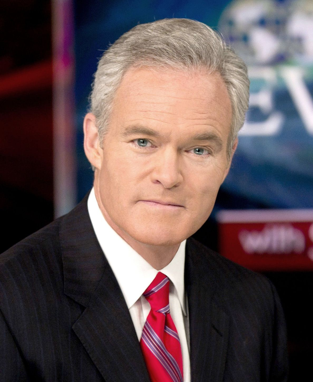 Scott Pelley Of Cbs News News Anchor Cbs News Cbs