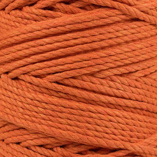 Wcp Twisted Cotton Rope 3 Strand Natural Artisan Cord 14 Inch 12 Inch Super Soft By The Foot In 10 Feet 25 Feet 50 Feet 100 F Climbing Rope Cotton Rope Outdoor