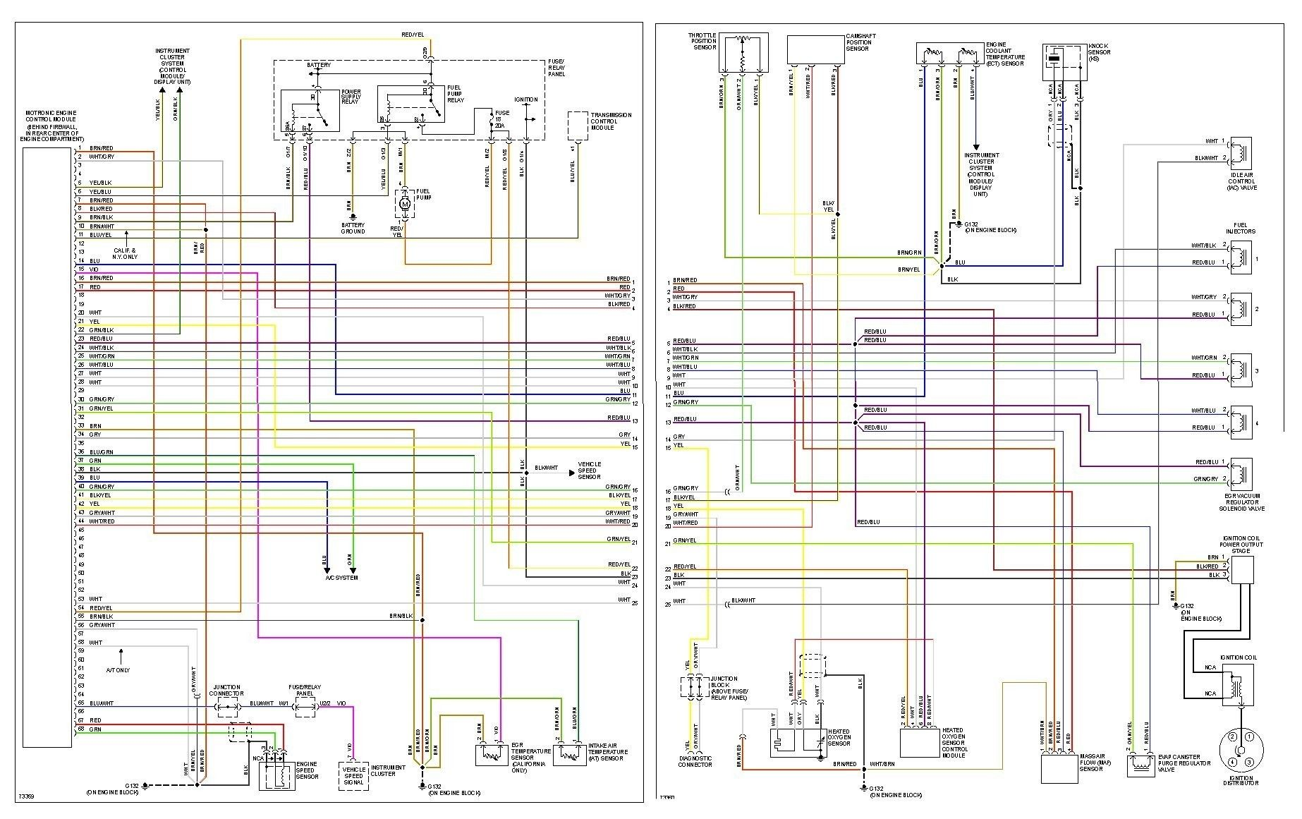 Vw Golf Mk4 Air Conditioning Wiring Diagram