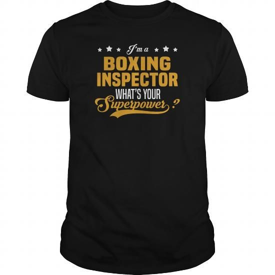 Boxing Inspector