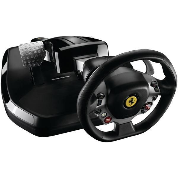 Thrustmaster 4460096 Xbox 360 R Ferrari R Vibration Gt Cockpit 458 Italia Edition Video Game Accessories Ferrari Cockpit