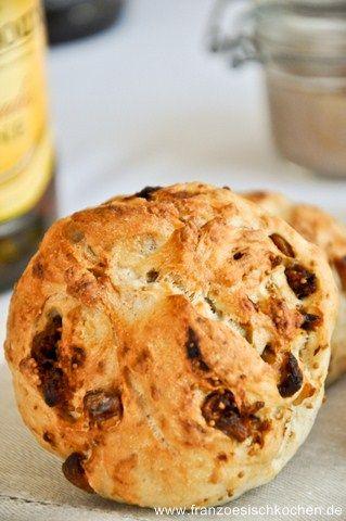 Walnuss-Feigen-Brötchen Brot Pinterest Feigen, Walnuss und - französische küche rezepte
