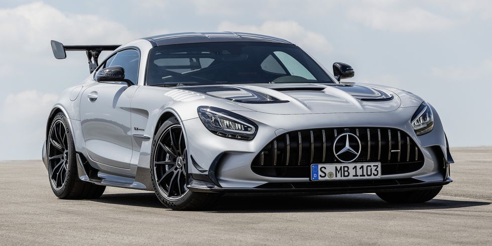 The 2021 Mercedes Amg Black Series Was Built Purely To Take Records Mercedes Amg Amg Super Cars