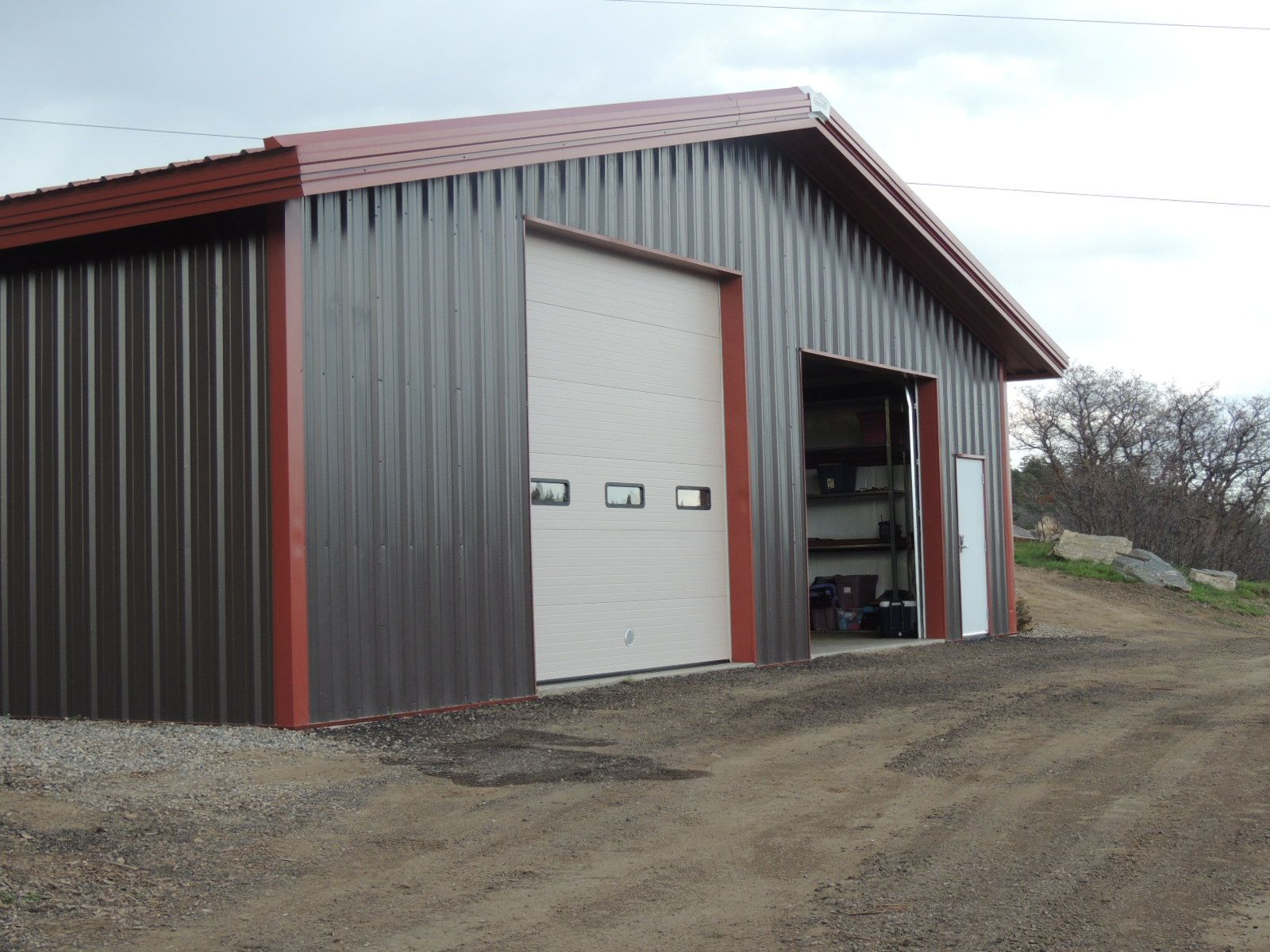 Littleton CO Metal GarageMetal Building Outlet offers top quality steel building garages for