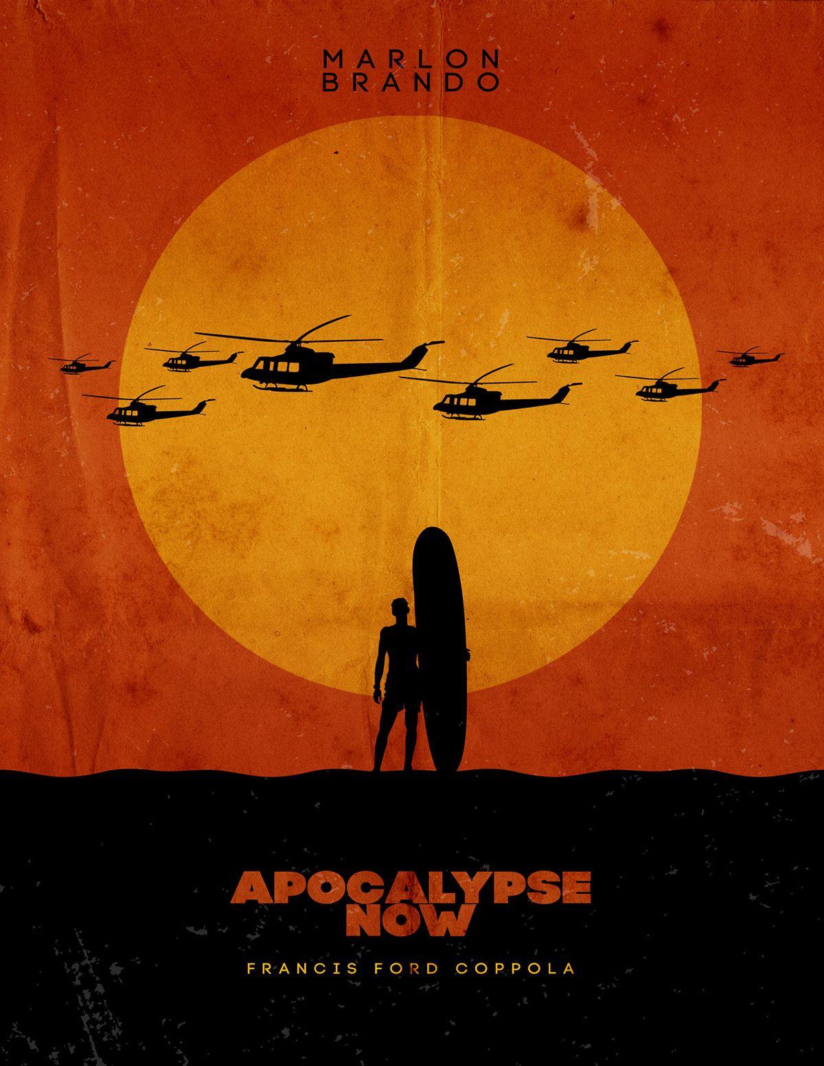 POSTER A3   FILM APOCALYPSE NOW