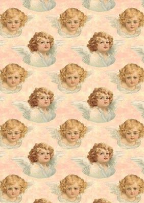 angel, rosé, cute, girls - Engel, rosé, süß, Mädchen