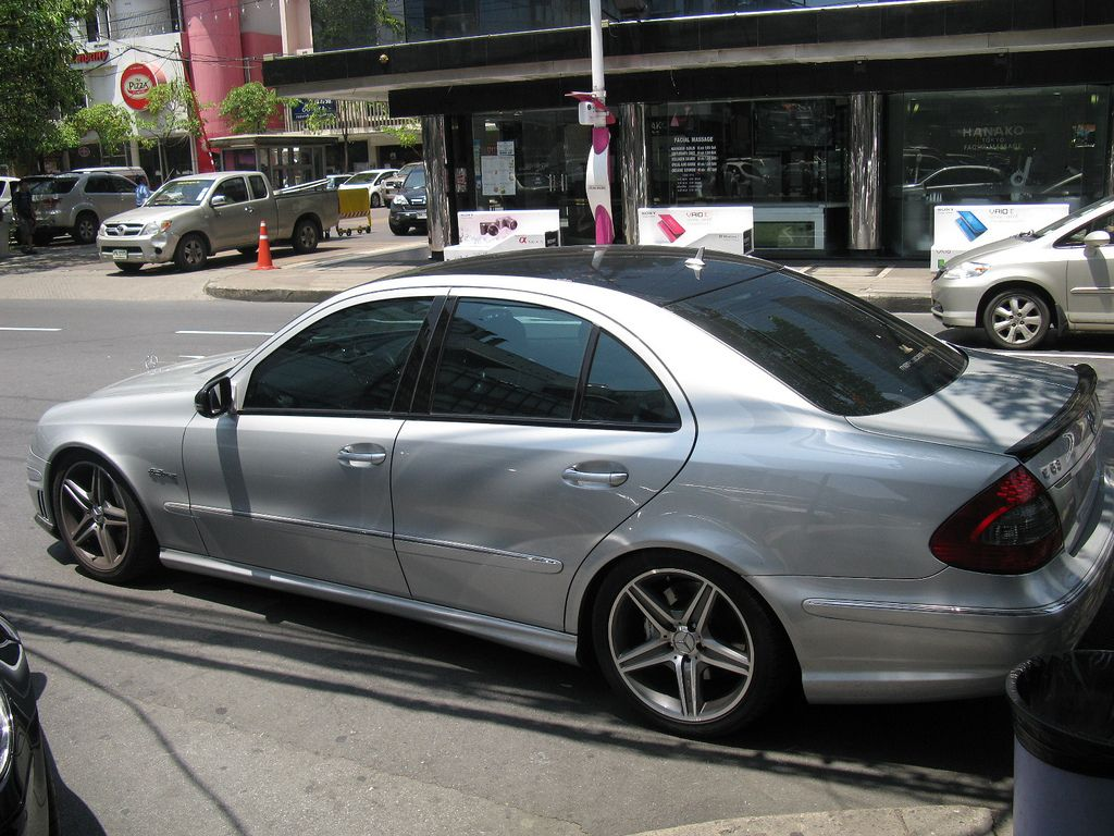 Mercedes benz e63 amg w211 flickr photo sharing