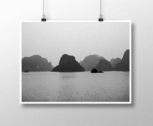 Plakat / Poster – Wietnam_Ha Long_3